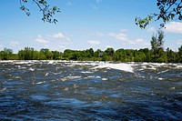 Richelieu River, Chambly Quebec Canada