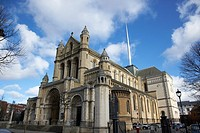 St Annes Belfast Cathedral Northern Ireland UK