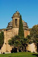 Spain, Catalonia, Barcelona, Ciutadella Park, the chapel of the ancient fortress