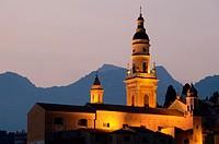 Saint Michel Cathedral Menton Alpes-Maritimes France