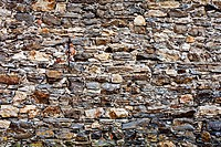 Stone wall, structure, background