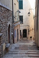 Le Suquet, Old Town, Cannes, Cote d Azur, French Riviera, Alpes Maritimes, Provence, France, Europe