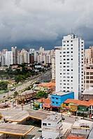 Downtown Sao Paulo, Brazil.