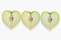 Heart_shaped apples