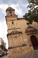 Church of Victoria, Jerez de la Frontera, Jerez de la frontera, Cádiz, Andalusia, Spain, Europe