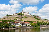 Marienberg Fortress, Wurzburg, Bavaria, Germany