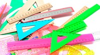 a lot of different rulers