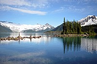 Garibaldi Lake, British Columbia, Canada