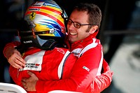 Race, Fernando Alonso race winner, stefano Domenicali, British Grand Prix, Silverstone, England