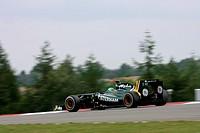 Heikki Kovalainen, Frida Practice, Formula One, German Grand Prix, Nurburgring, Germany