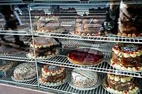 Cakes, Buenos Aires, Argentina.