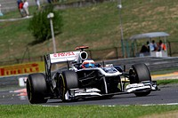 Rubens Barrichello BRA, Williams FW33