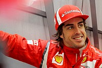 Saturday Practice, Fernando Alonso ESP, Scuderia Ferrari, F_150 Italia, Belgian Grand Prix, Francorchamps