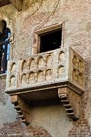casa di giulietta, verona, veneto, italia