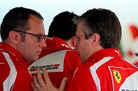 Stefano Domenicali ITA, Team Principal