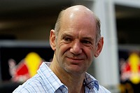 Adrian Newey GBR, Red Bull Racing , Technical Operations Director