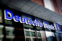 Branch of Deutsche Bank
