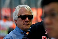 Qualifying, Charlie Whiting GBR, Race director and safety delegate