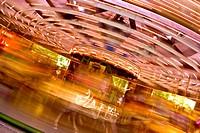 Carousel in Prospect Park, Brooklyn, New York City