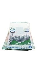 malaysian ringgit, currencies at malaysia, denomination of RM50