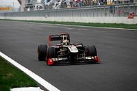 Saturday Practice, Bruno Senna BRA, Lotus Renault GP R31, F1, Korean Grand Prix, Yeongam, Korean.