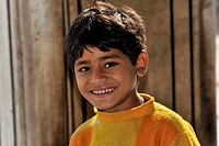 Indian boy, portrait, Delhi, North India, India, Asia