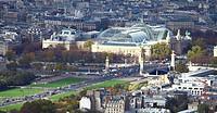 PARIS and the GRAND PALAIS.
