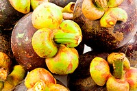 mangosteen, the most delicious tropical fruit in thailand