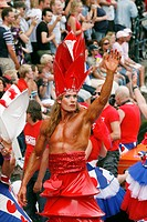 gay canal pride 20087 in Amsterdam