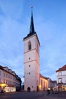 Allerheiligenkirche, All Saints Church, Erfurt, Thuringia, Germany, Europe, PublicGround