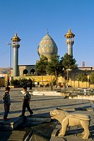 Iran, Shiraz, Jamé-yé Atigh Mosque