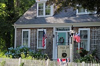The Crook Jaw Inn, Yarmouth Port, Cape Cod, Massachusetts, United States