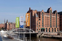 Maritime Museum, Speicherstadt, warehouse district, Hamburg, Germany, Europe