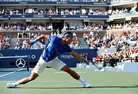 Men´s final, Rafael Nadal, ESP, ITF Grand Slam tennis tournament, U.S. Open 2011, USTA Billie Jean King National Tennis Center, Flushing Meadows, New ...