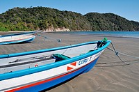 Nicoya Peninsula Costa Rica: the beach of Refugio Curu