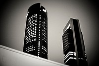 Cuatro Torres, CTBA, Business Center, Madrid, Spain