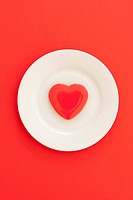 Heart healthy diet, conceptual image