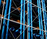 Paris France Pompidou Centre