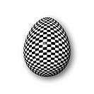 Checkered Egg
