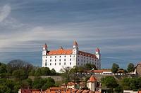 Bratislava Castle, Bratislavský Hrad, Slovak Republic, Europe