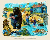The animal go swimming but some are having trouble with their swim trunks. However, everyone is having a good time. The Animals Trip to the Sea was a ...