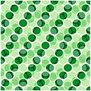 Seamless retro circle wallpaper pattern