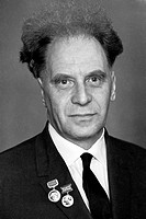 Sergei Nikolaevich Vernov 1910_1982, Soviet physicist. Vernov pioneered cosmic rays experiments in the stratosphere using radio balloons carrying spec...