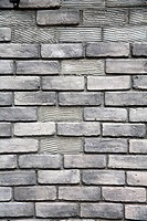 weathered brick texture and wall pattern