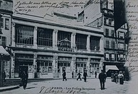 Les Folies Bergeres during the Belle Epoque, Paris, France 20th century.