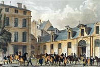 Post Office, Paris, France 19th century