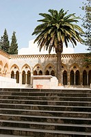 The Pater Noster church in Jerusalem