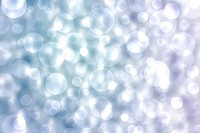Abstract bokeh circle lights background