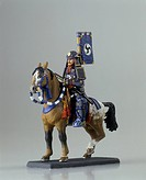 Collecting: Toy soldiers on horse - Japanese Samurai, 18th century