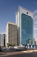 ADCB HEADQUARTERS, ABU DHABI, UNITED ARAB EMIRATES, Architect GENSLER